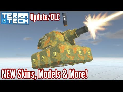 Terratech | UPDATE/DLC! New Skins, Models, DPS Meter And More!