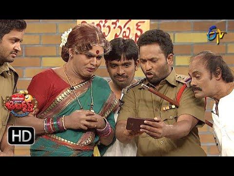 Kiraak RP Performance   Jabardasth   22nd November 2018   ETV  Telugu