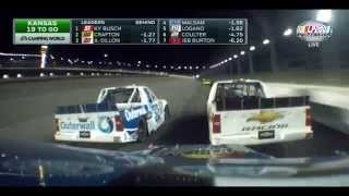 2014 SFP 250 at Kansas Speedway - NASCAR Camping World Truck Series [HD]