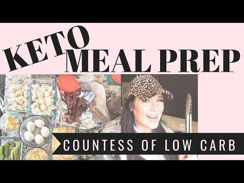 lazy-keto-meal-prep-for-weight-loss-?-keto-meals