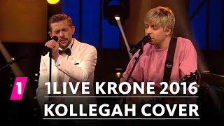 Kuck auf die Goldkette (Kollegah Cover) von Klaas und Philipp Poisel | 1LIVE Krone 2016