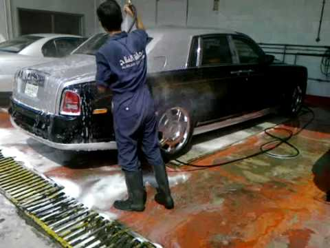 Washing My Rolls Royce Youtube