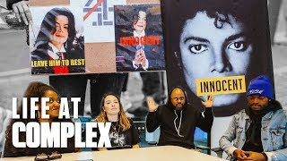 """Leaving Neverland"" What Do We Believe? 