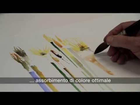 MAESTRO Pennello per acquarello by da Vinci