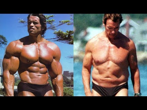 Arnold Schwarzenegger's Transformation | Total Recall
