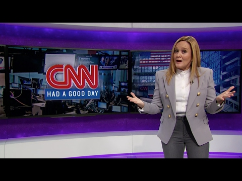 CNN Had It In Them the Whole Time | Full Frontal with Samantha Bee | TBS