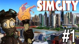 "SimCity #1: ""Да здравствует Эл-Град!"""
