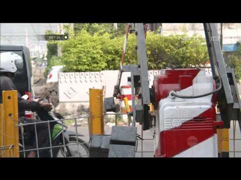 Sang Penjaga Palang Pintu Rel Kereta Api - NET24
