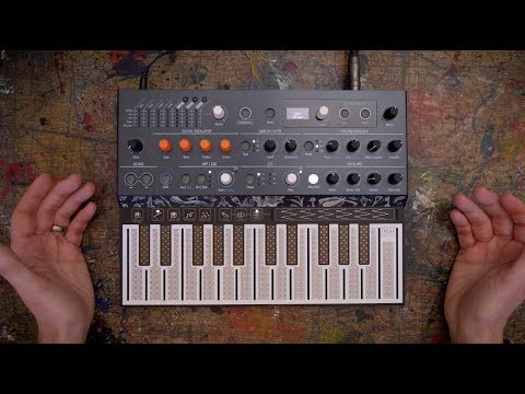 Arturia MicroFreak Hybrid Synthesizer | Sweetwater