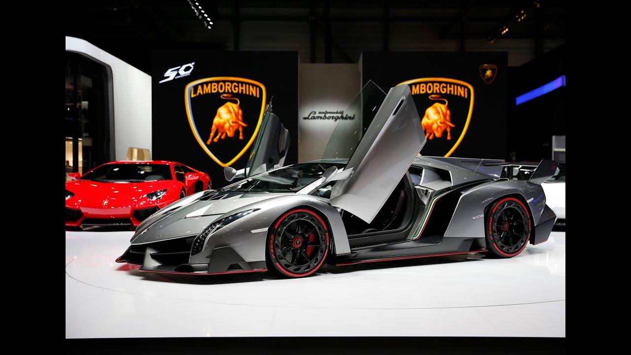 Lamborghini Veneno Roadster Ggrrrr