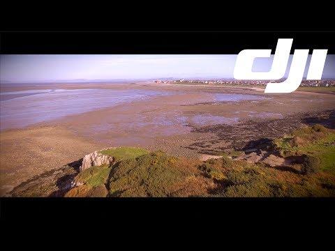 MANUAL Camera SETTINGS First Try! Heysham Day Trip Out DJI Phantom 3 / Vlog
