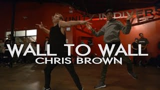 Baixar Wall to Wall - Chris Brown ** Crazy Dance Class