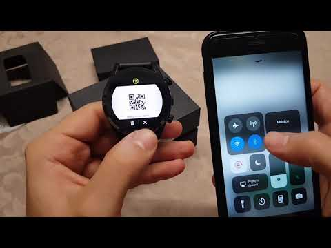 Kospet Hope 4G Smartwatch - Connect And Test