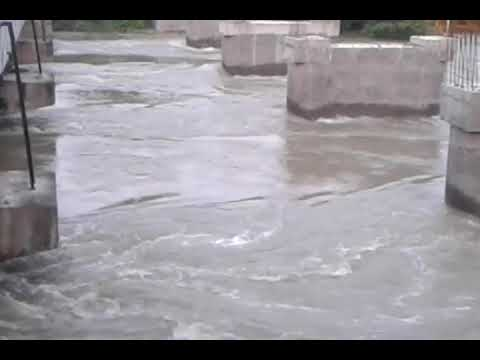 Raiganj water flow so fastest arise danger 14 August 2017