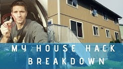 HOW I House Hack! Breaking DOWN the NUMBERS!