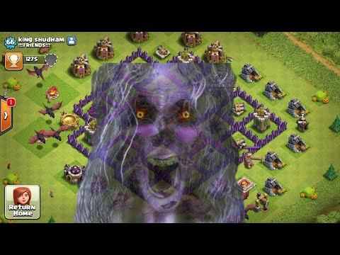 Don't Join His clan Townhall Ghost Clash of clans !