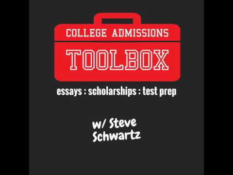 College Admissions Toolbox: 33: UC-Berkeley Application Reader Shelley Enger