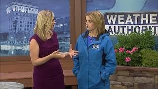 Meteorologist Molly Matott's Saturday PM Forecast 6-23-2018