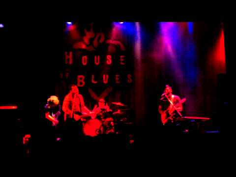Thrice - Words In The Water Live @ House of Blues Anaheim 6-15-12 in HD
