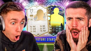 FUTURE STARS PACK CHALLENGE WITH JOSH #2 (FIFA 21 PACK OPENING)