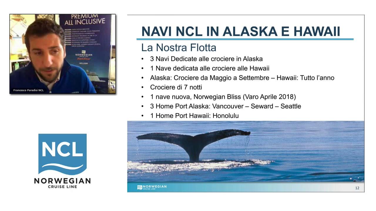 Webinar Norwegian Cruise Line Premium All Inclusive Alaska - All inclusive alaska