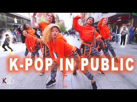 Kpop In Public Bts, Blackpink, Cl, G-dragon Kpop Mix  The Kult