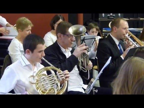 Western Trilogie, par le Grand Orchestre Juniors