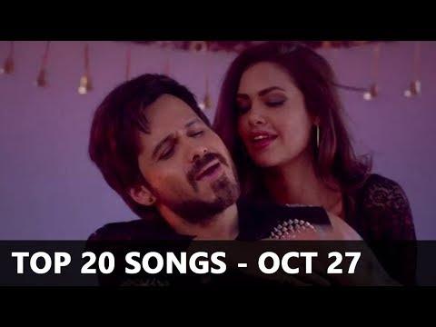 Top 20 Bollywood Songs of the Week (Radio Mirchi Charts) - October 27, 2017