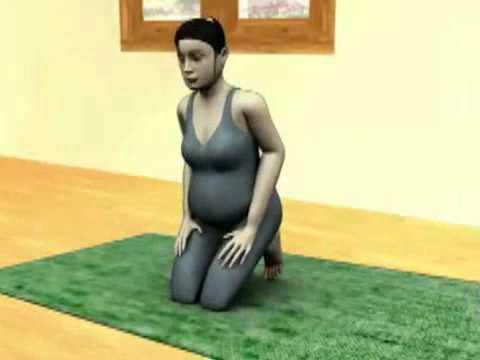 Posturas De Yoga Para Mujeres Embarazadas