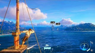 Skull and Bones Early Gameplay (New Open World Pirate Game)