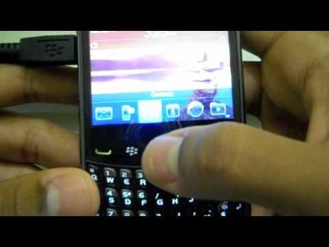 Blackberry Curve 9300/3G Running Blackberry OS 6 - LIFEHACKERPRODUCTION