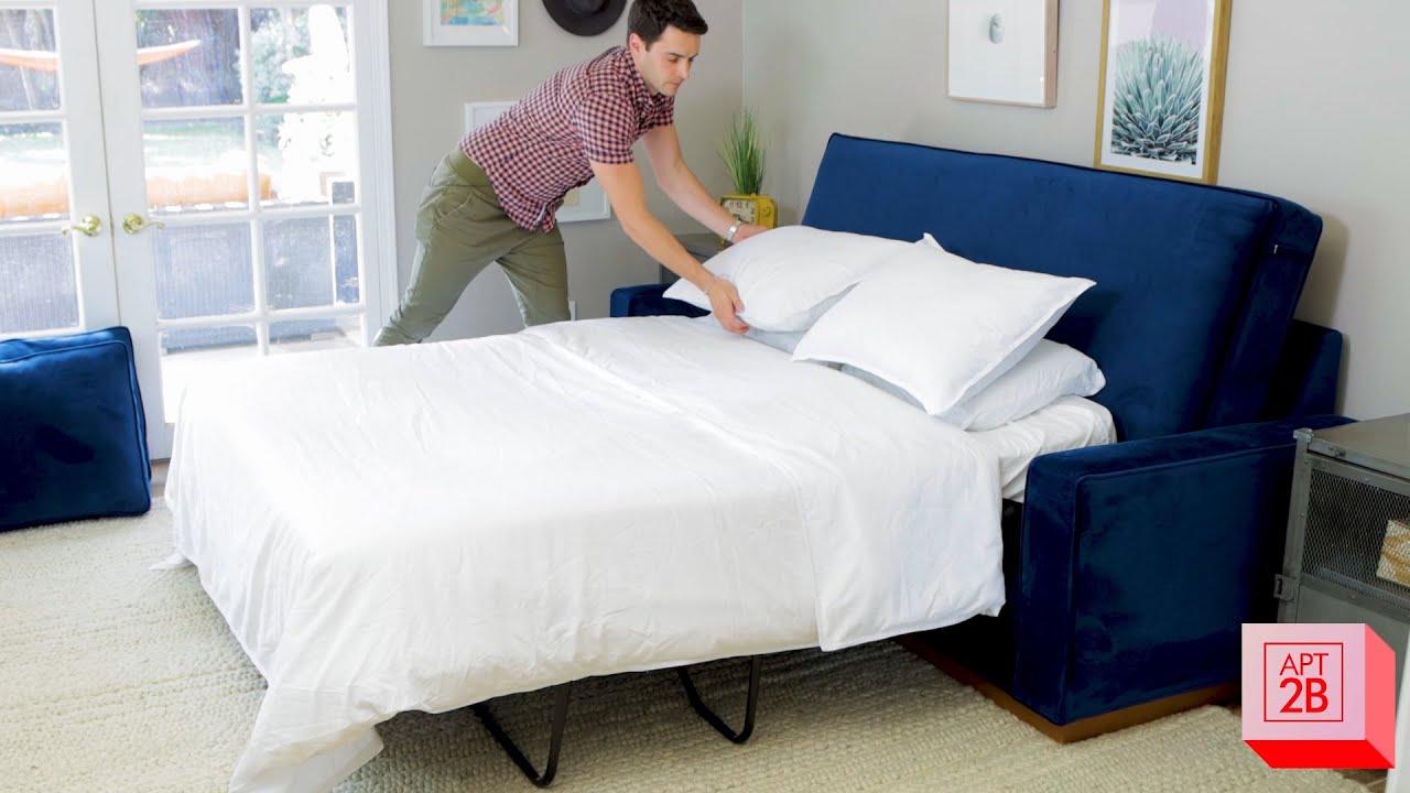 Furniture Fundamentals With Kyle Schuneman | Sleeper Sofa Tips & Tricks - YouTube