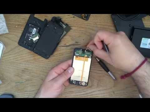 Disassemble Alcatel One Touch  2012