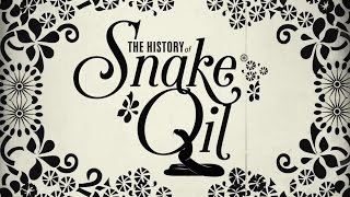The Real Story of Snake Oil | Consumer Reports