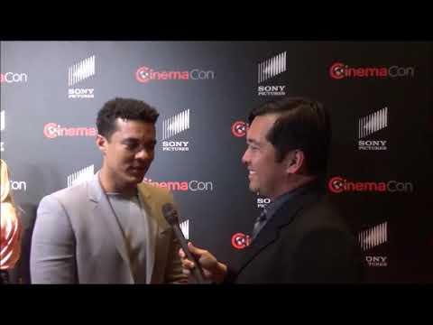 CinemaCon 2018: Ismael Cruz Cordova  for Miss Bala