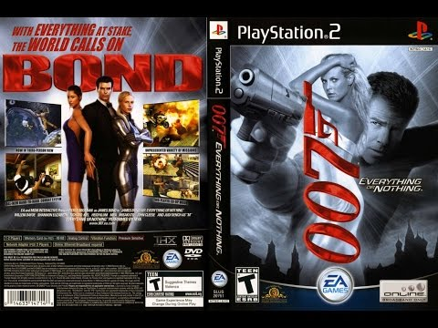 James Bond 007: Everything or Nothing [PS2/1080HD/60FPS] Gameplay