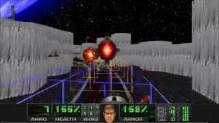 "[DOOM 2] Valiant - MAP28 ""A Lightbridge Too Far"" UV-Max"