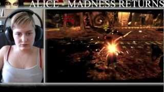 Alice Madness Returns Part 2 - Pepper Gun!!