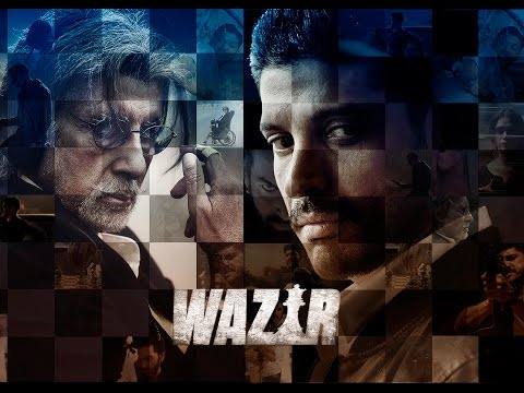 Wazir Official Teaser 2 - 2015