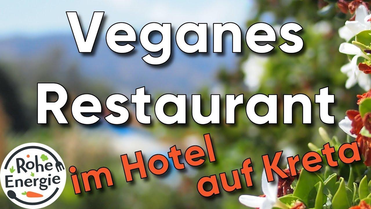 Veganes Restaurant in unserem Lieblings-Hotel