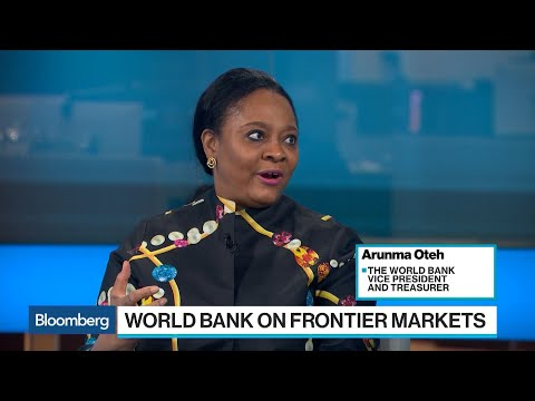 Oteh Says World Bank Has a Track Record of Investing in Frontier Markets