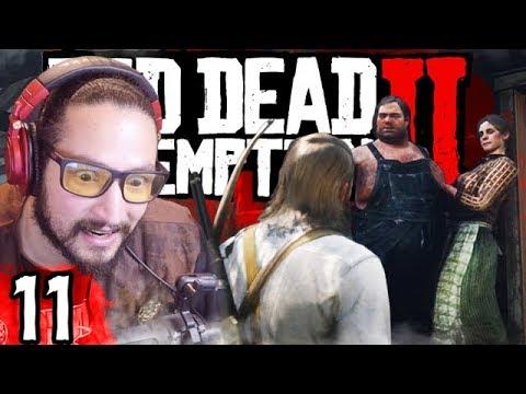 ABERDEEN PIG FARM : Red Dead Redemption 2 Part 11