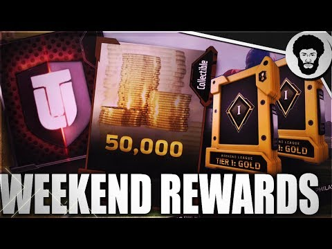 Weekend League Top 1000 Rewards!!! | 200K Profit | Gold Tier 1 Madden 18 Pack Opening