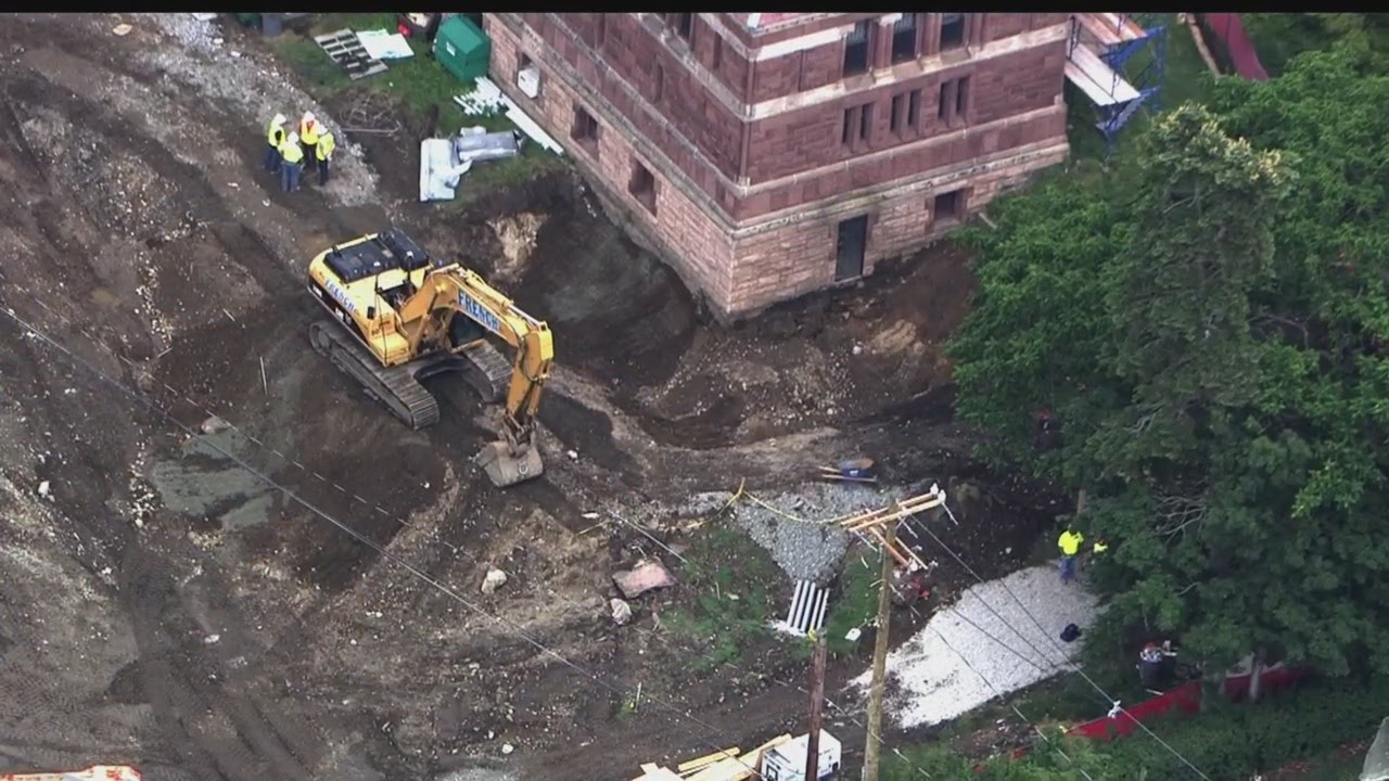 Man Crushed, Dies At Woburn Public Library Construction Site