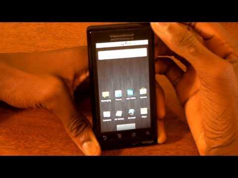 Reviewed: Motorola DROID [HD]