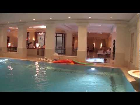 Hotel Adlon Kempinski, Berlin Germany,Pool