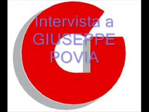 Giuseppe Povia a Radio Galileo, con Alessandro Cavalieri