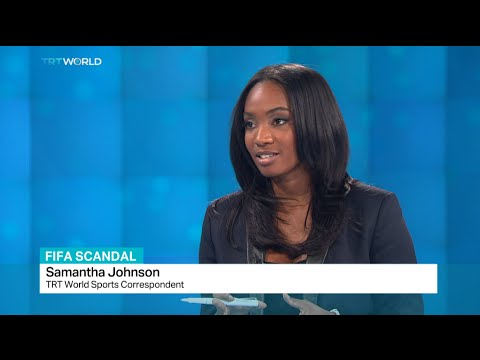 TRT World Sports Correspondent Samantha Johnson talks about latest on FIFA Scandal