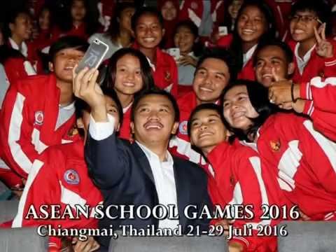 Rangkaian Event ASEAN School Games 2016 - Chiang Mai, Thailand