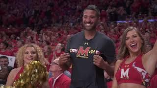 Greivis Vasquez back in Maryland - 2018